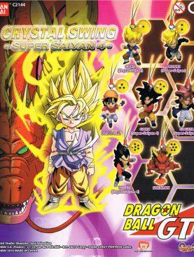 Dragon Ball GT Crystal Swing Phone Strap [Gashapon]