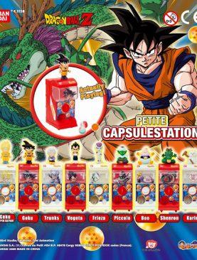 Dragon Ball Z Petite Capsule Station [Gashapon]