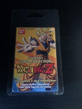 Dragon Ball Z Gashapon figure