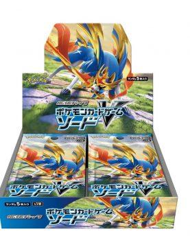 Pokemon TCG Sword & Shield -
