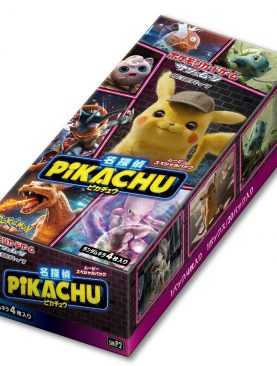 Pokemon TCG Detective Pikachu [SMP2] Japanese Booster Box