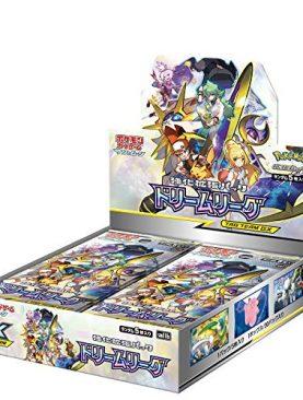 Pokemon TCG Dream League [SM11b] Japanese Booster Box