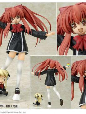 Quiz Magic Academy – Aloe & CPU Shalon Statue Anime Figure