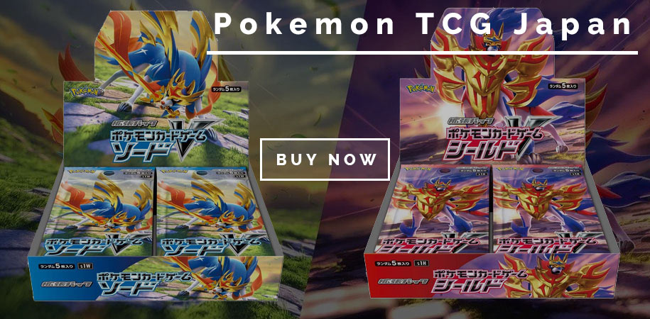 Pokemon TCG Japan