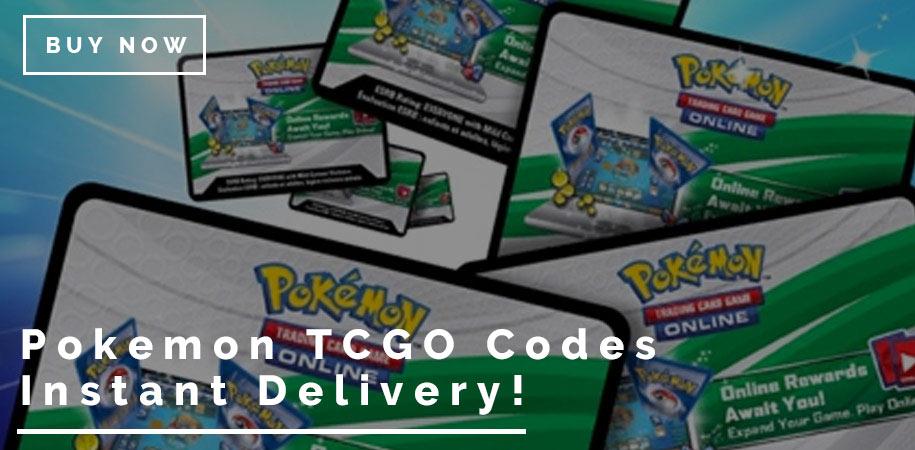 Pokemon TCGO Codes