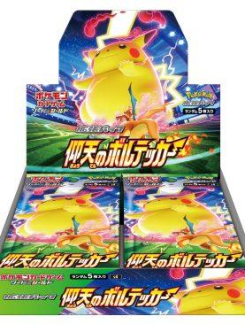 Pokemon TCG Sword & Shield - Astonishing Volt Tackle [S4] Japanese Booster Box