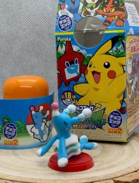 Pokemon Choco Egg Figure: Brionne - Sun & Moon Part 2 [Shokugan]