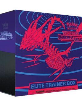 Pokemon - Sword & Shield Darkness Ablaze - Elite Trainer Box