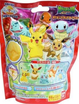 Pokemon Bath Bomb Kanto Edition
