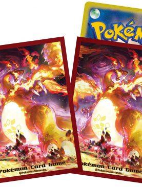 Charizard VMAX Sleeves - Pokemon Deck Protector