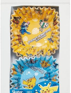 Pokemon Sun & Moon Cupcake Cases