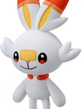 Pokemon Sword & Shield Moncolle Figurine - Scorbunny