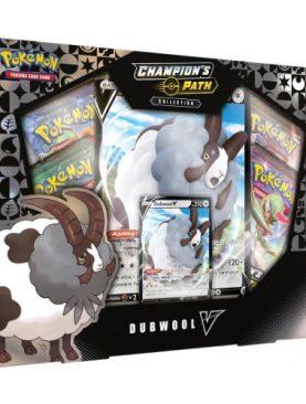 Pokemon - Sword & Shield 3.5 Champions Path Dubwool V Box