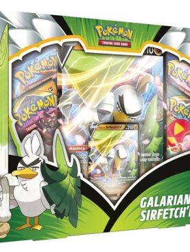 Pokemon TCG - Sword & Shield Galarian Sirfetch'd V Box