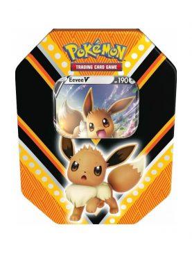 Pokemon TCG - Fall V Powers Tin - Eevee V