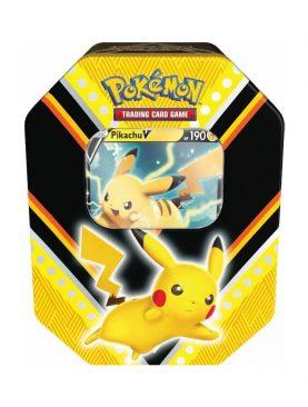 Pokemon TCG - Fall V Powers Tin - Pikachu V