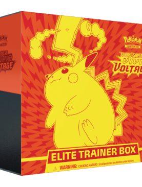 Pokemon - Sword & Shield Vivid Voltage Elite Trainer Box