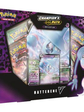 Pokemon - Sword & Shield Champions Path Hatterene V Box