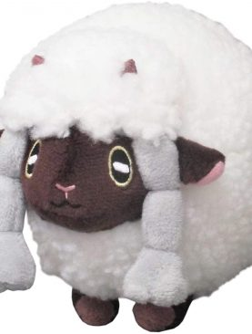 Pokemon All Star Collection - Wooloo Plush - Official San-Ei
