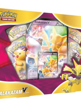 Pokemon TCG - Alakazam V Box