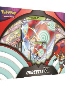 Pokemon - Sword & Shield - Orbeetle V Collection Box