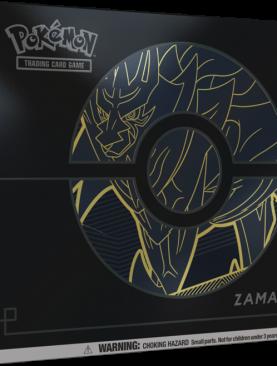 Pokemon - Sword & Shield Vivid Voltage Elite Trainer Box Plus - Zamazenta