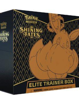 Pokemon - Sword & Shield 4.5 - Shining Fates Elite Trainer Box