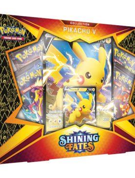 Pokemon - Sword & Shield 4.5 - Shining Fates - Pikachu V Box