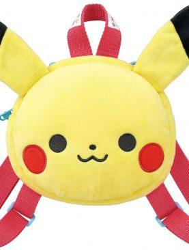 Pokemon Pikachu Backpack for Kids - Monpoke