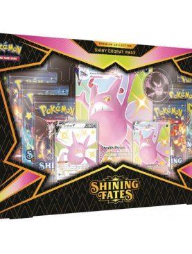 Pokemon 4.5 - Shining Fates - Shiny Crobat VMAX - Premium Box
