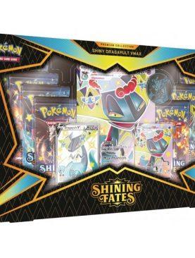 Pokemon 4.5 - Shining Fates - Shiny Dragapult VMAX - Premium Box