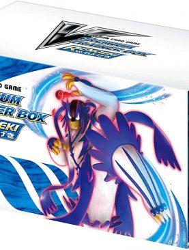 Pokemon TCG Sword & Shield - Rengeki Rapid Strike Master Japanese Premium Trainer Box