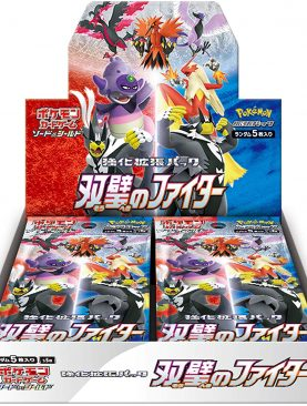 Pokemon TCG Sword & Shield - Matchless Fighter [S5a] Japanese Booster Box