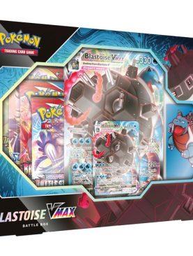 Pokemon TCG - Sword & Shield - Blastoise VMAX Box