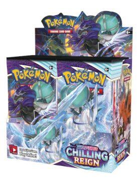 Pokemon - Sword & Shield Chilling Reign Booster BOX (36 packs)