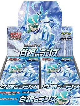 Pokemon TCG Sword & Shield - Silver Lance [S6H] Japanese Booster Box