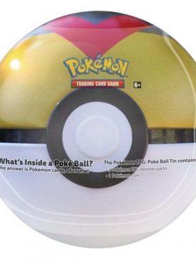 Pokemon TCG - Poke Ball Tins Series 5 - Level Ball