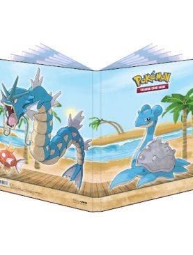 Ultra Pro - Pokemon Gallery Series Seaside - 9 Pocket Portfolio