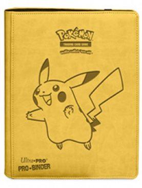 Pokemon Pikachu - Premium 9 Pocket Pro Binder [Ultra Pro]