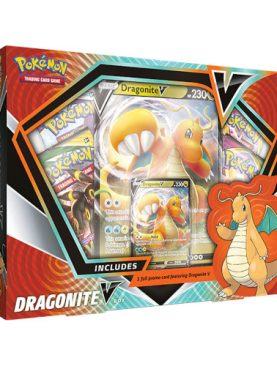 Pokemon TCG - Dragonite V Box