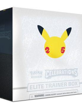 Pokemon TCG - Celebrations - Elite Trainer Box