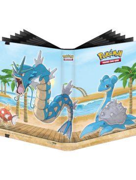 Pokemon Gallery Series Seaside - 9 Pocket Pro Binder [Ultra Pro]